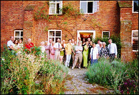 Many Findons at the 1997 reunion